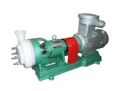 氟塑料离心泵(65FSB-32L)