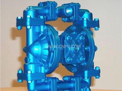 QBY型氣動隔膜泵(QBY)