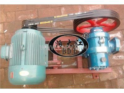 LC-38/0.6罗茨油泵 煤焦油泵(LC-38/0.6)