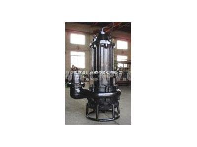 潜水泥沙泵�幼樱�搅拌清淤泵,河道 一����天��υE抽沙泵价格(PSQ100-10-7.5)