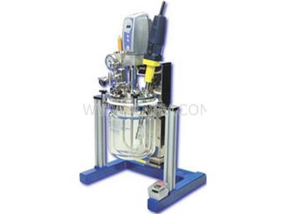 实验室真空均质机,实验室均质乳化反【应釜(YK-5L)