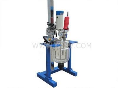 不锈钢实验↑室反应器,小型成套〖反应系统(YK-10L)