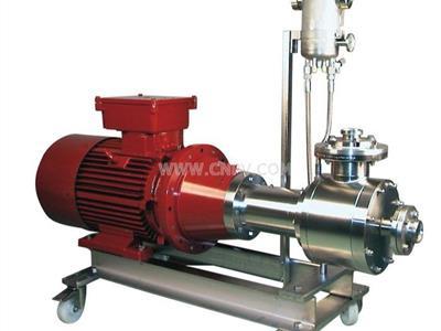 超高所有人速分散乳化机,高速均质乳化机(CTL3000)