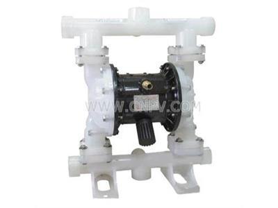QBY气动隔�膜泵
