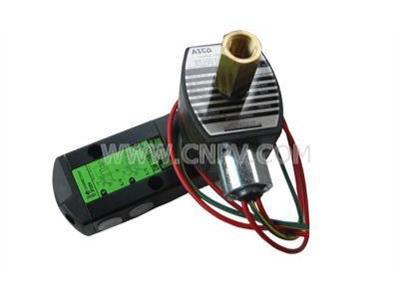 ASCO 551 系列电磁阀(SCG551A001MS、EFG551A)