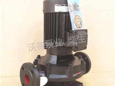 GDX40-5超静音管道泵(GDX40-5)