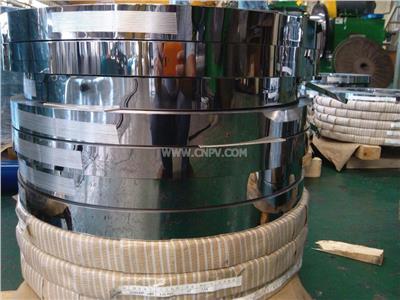 廉价供应410 430不锈铁冲压带 现货(430)