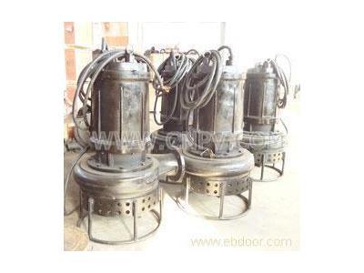 砂浆清理用无堵�塞抽沙泵(JSQ)