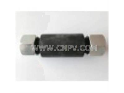 TN117焊接式过壁直通接头雷斯特利液压(TN117)