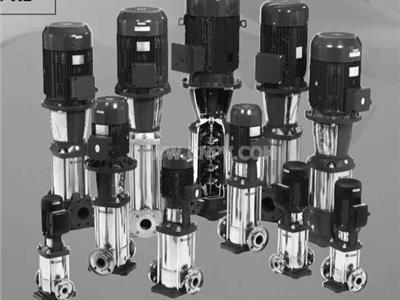 罗瓦拉水泵lowara不锈钢立式多级泵(33SV6/2AG150T)