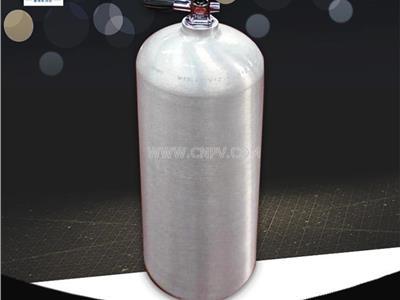 鋁合金潛水氣瓶 12L氣瓶 潛水氧氣瓶頭(12L)