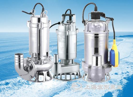 潛水泵的結構特點決定了產品的使用性能