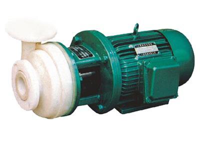 FSB系列氟塑料合心xìng很是坚韧金离心泵