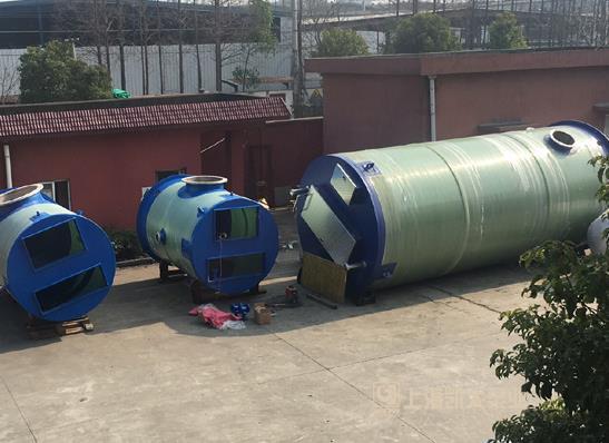 上海凱太堅持創新 打造優質一體化預制泵站