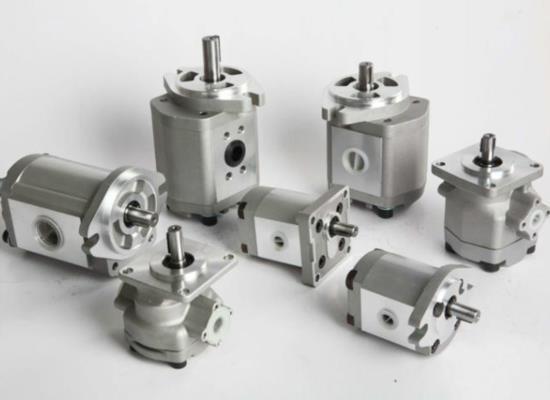 HGP-2AF12R台湾HYDROMAX齿轮泵