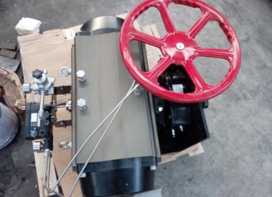 風門氣動調節裝置(AT-270)