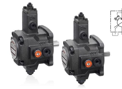 PVF-40-35-10安颂ANSON变量叶片泵