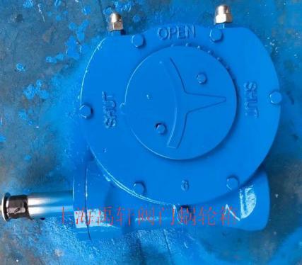 QDX3-5阀门蜗轮箱,阀门蜗轮头,多回转蜗轮减速器