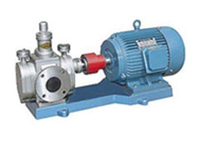 YCB系列不锈钢保温齿轮泵