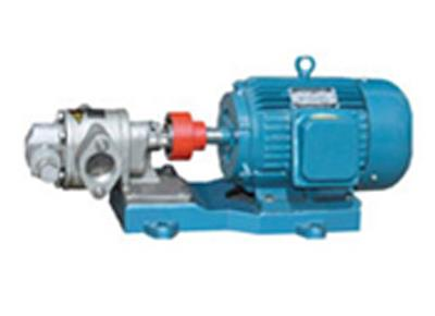 KCB系列不銹鋼齒輪泵