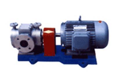 RCB不锈钢保温齿轮泵
