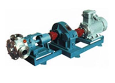 NCB不銹鋼高粘度轉子泵
