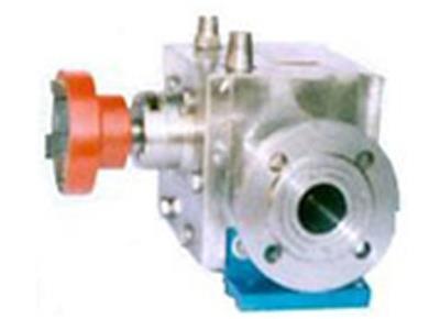 BW系列不锈钢保温齿轮泵