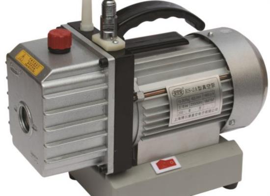 真空泵 RS-0.5 旋片式真空泵厂家 批发 直销功率90W 手提泵