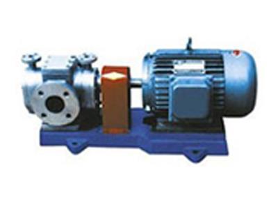 RCB系列不∮锈钢保温齿轮泵
