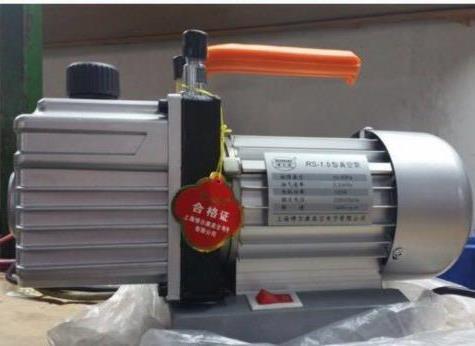 实验室专用泵 单级泵 高真空 厂家直供RK-1.5