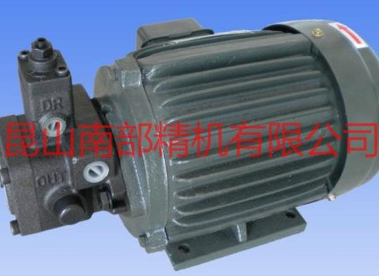 SMPA-10-3-1 0.75KW油泵电机组