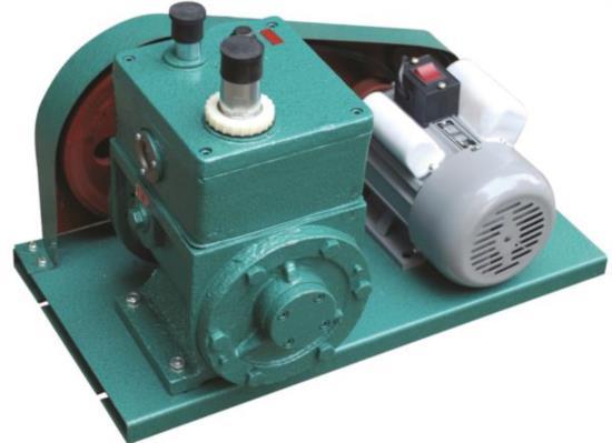 高真空泵 功率1.1KW 皮带泵2X-8(220V/380V)木箱包邮