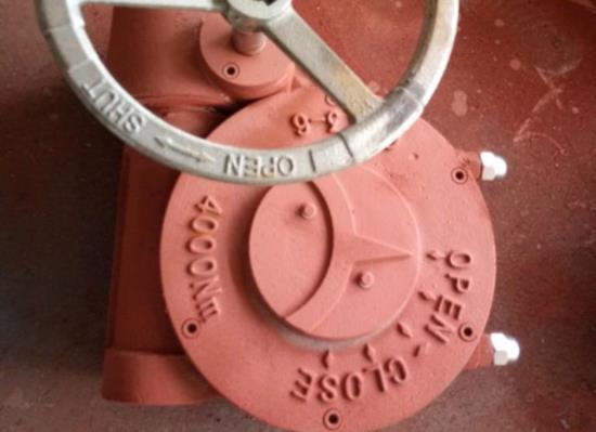 QDX3-G7管网式蜗轮箱|温州蜗轮箱厂家 瓯北阀门市场