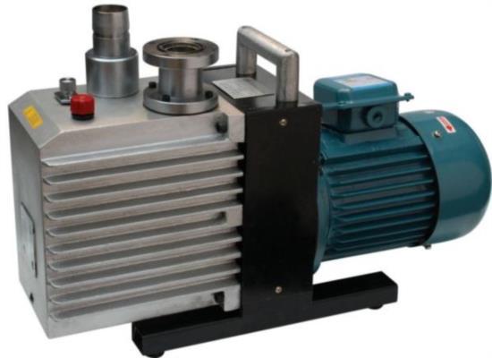 大型泵旋片泵 联轴器 1.1kw木箱2XZ-8(220V/380V)电缆抽真空