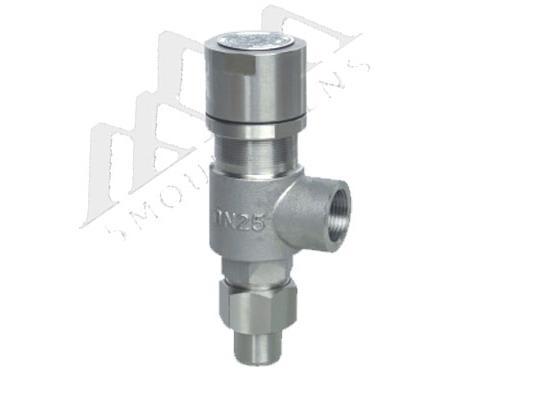 弹簧微启式外螺纹安全阀(A21H、A21Y)