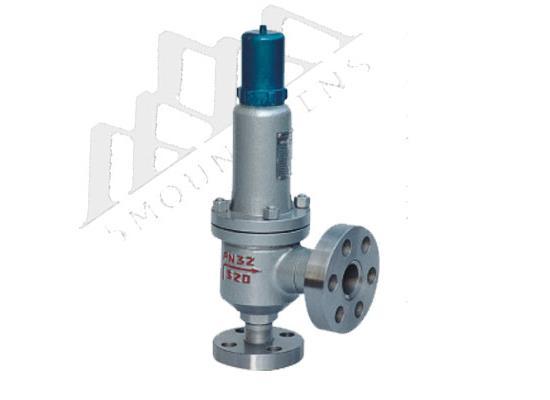 弹簧全启式封闭式高压安全阀(A42Y-160/320)