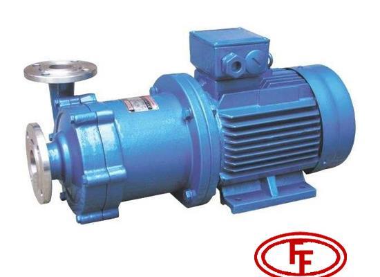 80CQ-50常温不锈钢磁�力泵