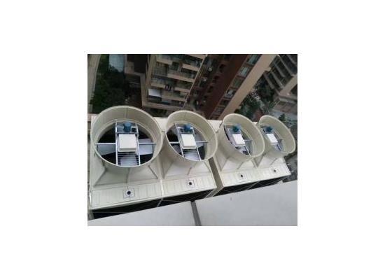 嘉菱方形横流冷却塔