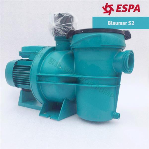 型号BLAUMAR S1 75-15M泵