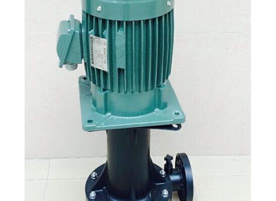 立立式耐腐蚀化工泵YHL750-40液下化工泵