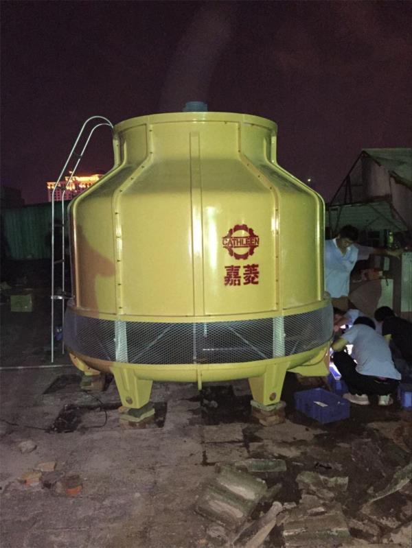 高温圆形冷却塔厂家LXT-100/可报价