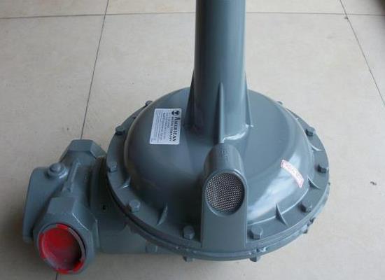 美国AMCO1800B2燃气调压器DN32螺纹连接减压』阀