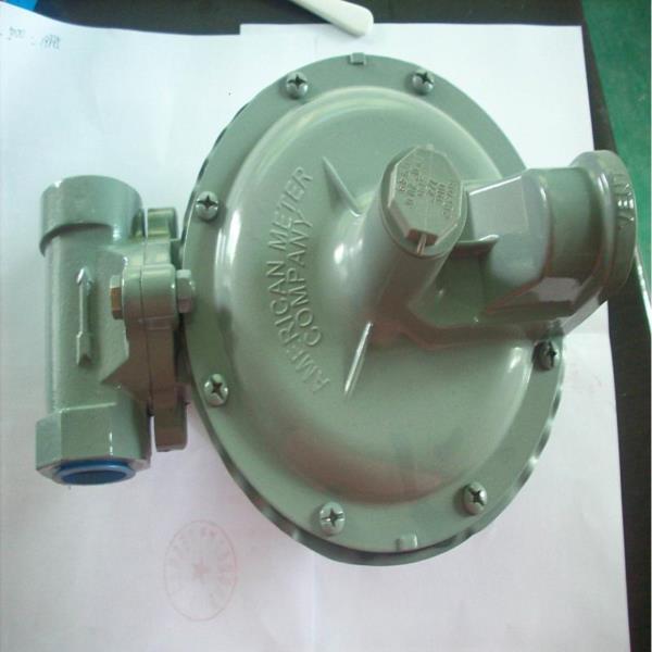 美国AMCO1803B2 燃气调压器DN50螺纹连接