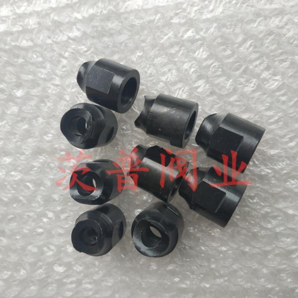 CB*53-80 FG型管子螺纹接头焊接座