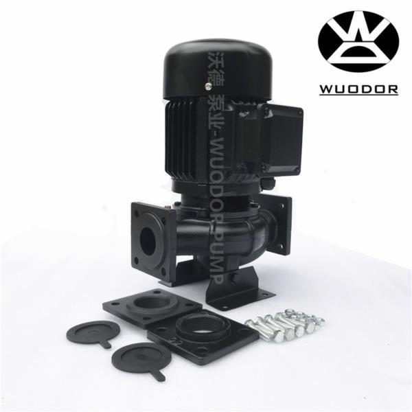 YLGB50-18沃德立式管道泵2HP/1.5KW高楼供水泵