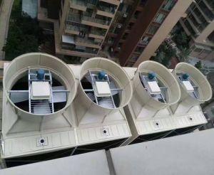 方形高温工业冷却塔