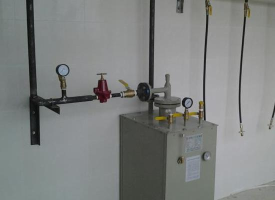 燃烧机专用任务汽化器 200KG液化气汽果然化器 专业安装团队