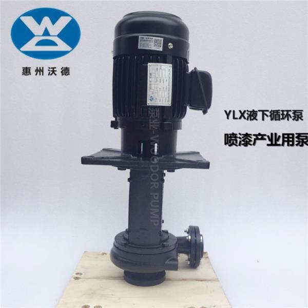 YLX650-80口径80液下泵 涂装设备泵
