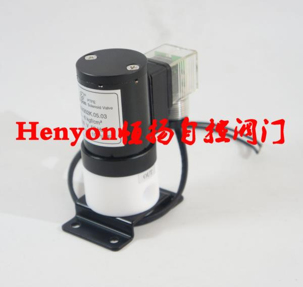 隔膜电磁阀304302K.04.01T全隔离电磁十�|阀 塑料王阀