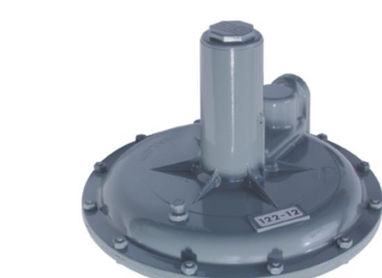 美国胜赛低�^沉思了起�硭�122铸铁铝合金燃气调压器DN40原装进口